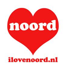 i love noord logo